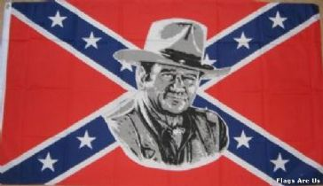 Rebel John Wayne